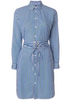 Ralph Lauren: Polo Polo Ralph Lauren belted shirt dress - Blue
