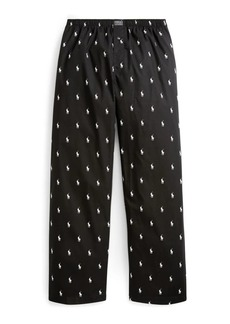 Ralph Lauren Polo Polo Ralph Lauren Big & Tall Woven Polo Player Pajama Pants