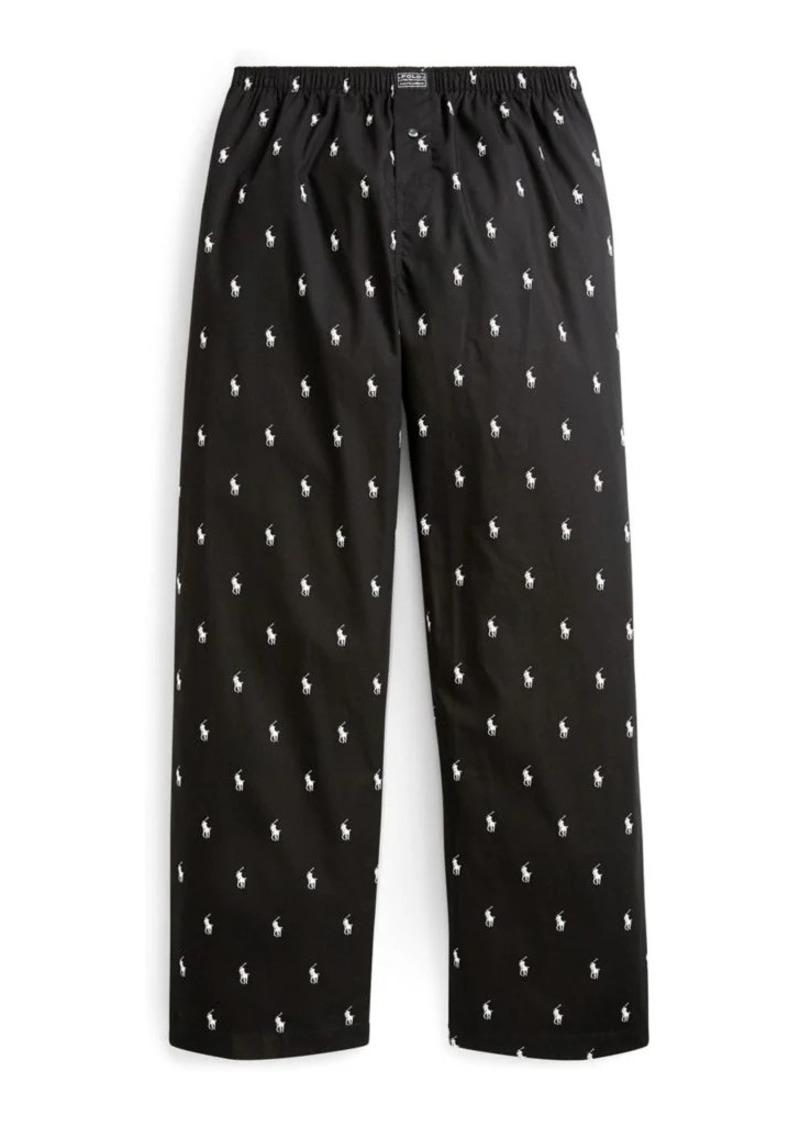 Ralph Lauren Polo Polo Ralph Lauren Big & Tall Woven Polo Player Pajama Pants