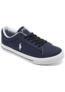 Ralph Lauren: Polo Polo Ralph Lauren Big Boys Easten 2 Casual Sneakers from Finish Line