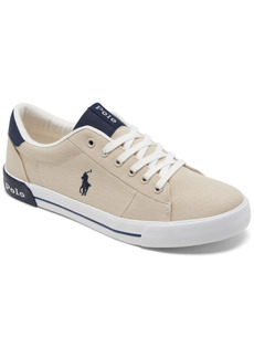 Ralph Lauren: Polo Polo Ralph Lauren Big Boys Graftyn Casual Sneakers from Finish Line