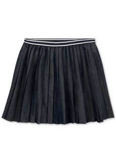 Ralph Lauren: Polo Polo Ralph Lauren Big Girls Pleated Twill Skirt