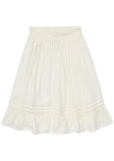 Ralph Lauren: Polo Polo Ralph Lauren Big Girls Ruffled Skirt