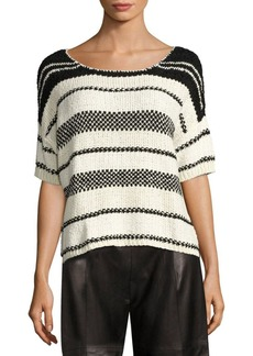 Ralph Lauren: Polo Polo Ralph Lauren Boxy Striped Sweater
