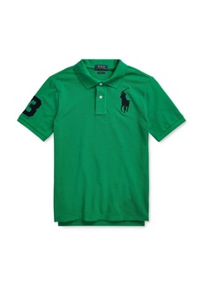 Ralph Lauren Polo Polo Ralph Lauren Boys' Classic Fit Mesh Polo - Big Kid
