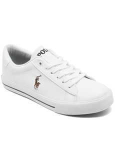 Ralph Lauren: Polo Polo Ralph Lauren Boys Easten Il Casual Sneakers from Finish Line
