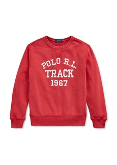 Ralph Lauren Polo Polo Ralph Lauren Boys' Graphic Sweatshirt - Big Kid