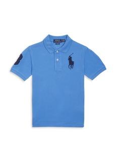 Ralph Lauren Polo Polo Ralph Lauren Boys' Large Logo Polo Shirt - Big Kid