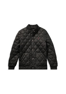 Ralph Lauren Polo Polo Ralph Lauren Boys' Quilted Jacket - Big Kid