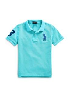 Ralph Lauren: Polo Polo Ralph Lauren Boys' Short Sleeve Polo - Big Kid