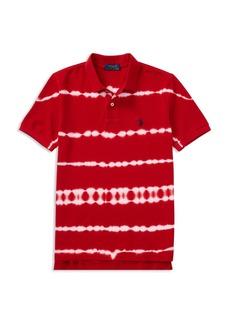 Ralph Lauren Polo Polo Ralph Lauren Boys' Tie-Dyed Polo - Big Kid