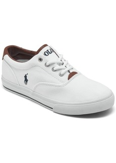 Ralph Lauren: Polo Polo Ralph Lauren Boys Vaughn Il Casual Sneakers from Finish Line