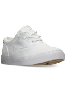 Ralph Lauren: Polo Polo Ralph Lauren Big Boys' Vaughn Ii Casual Sneakers from Finish Line