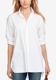 Ralph Lauren: Polo Polo Ralph Lauren Broadcloth Tunic