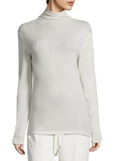 Ralph Lauren: Polo Polo Ralph Lauren Button-Back Turtleneck Top