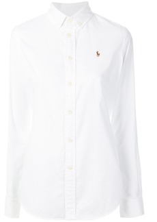 Ralph Lauren: Polo button down slim-fit shirt