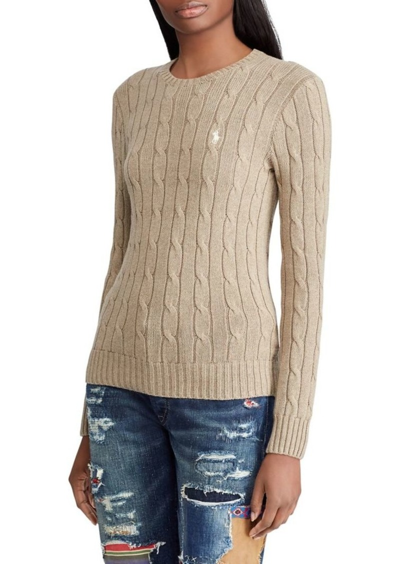 On Sale Today Ralph Lauren Polo Polo Ralph Lauren Cable Knit