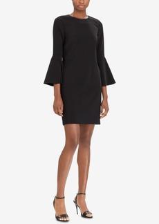 Ralph Lauren: Polo Polo Ralph Lauren Cady Bell-Sleeve Dress