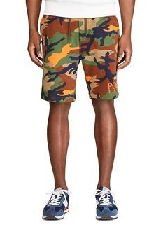 Ralph Lauren Polo Polo Ralph Lauren Camo Cotton Blend Shorts
