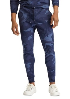 Ralph Lauren Polo Polo Ralph Lauren Camouflage Double-Knit Jogger Sweatpants