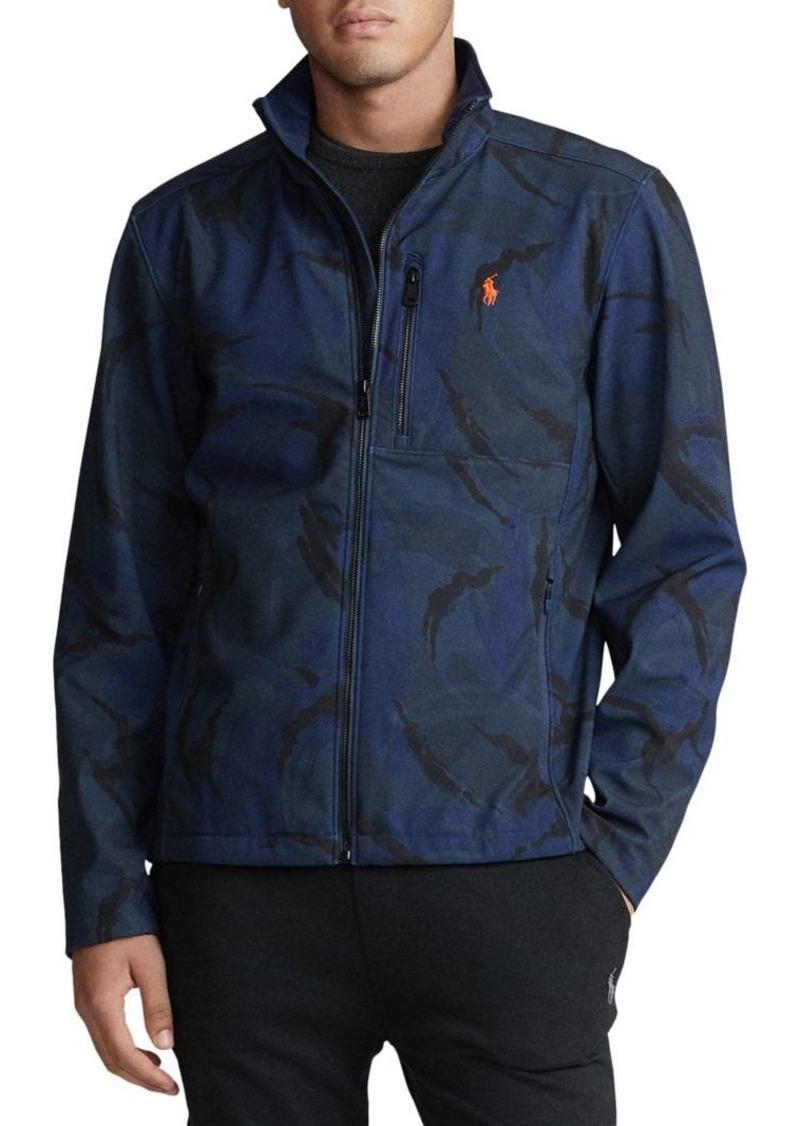 Ralph Lauren Polo Polo Ralph Lauren Camouflage Water-Repellent Jacket