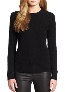 Ralph Lauren: Polo Cashmere Crewneck Sweater