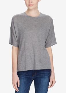 Ralph Lauren: Polo Polo Ralph Lauren Cashmere Pocket T-Shirt
