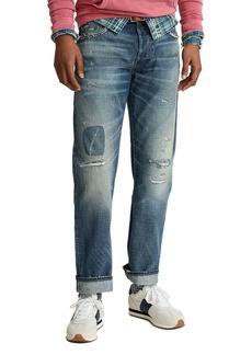 Ralph Lauren Polo Polo Ralph Lauren Classic Distressed Jeans
