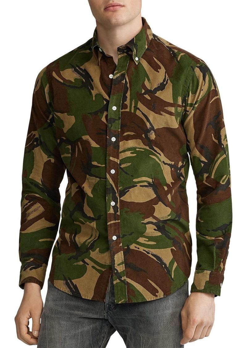 Ralph Lauren Polo Polo Ralph Lauren Classic Fit Corduroy Shirt