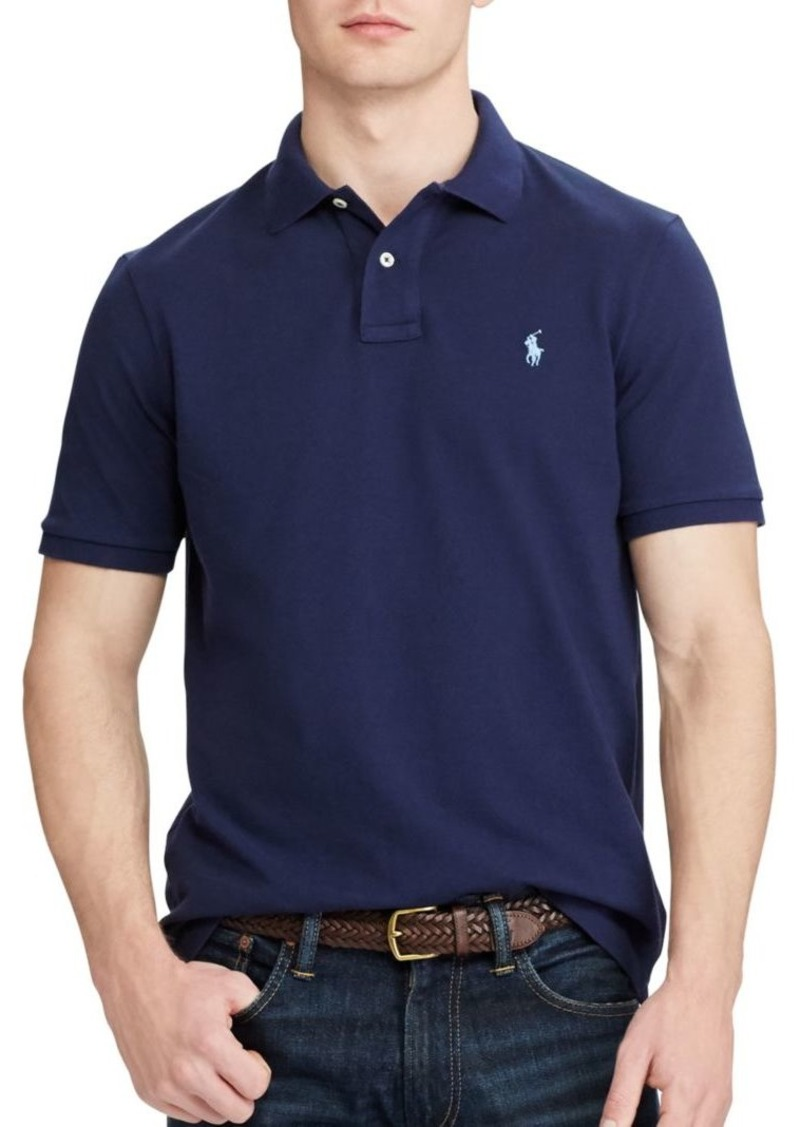 Ralph Lauren Polo Polo Ralph Lauren Custom Slim-Fit Mesh Polo
