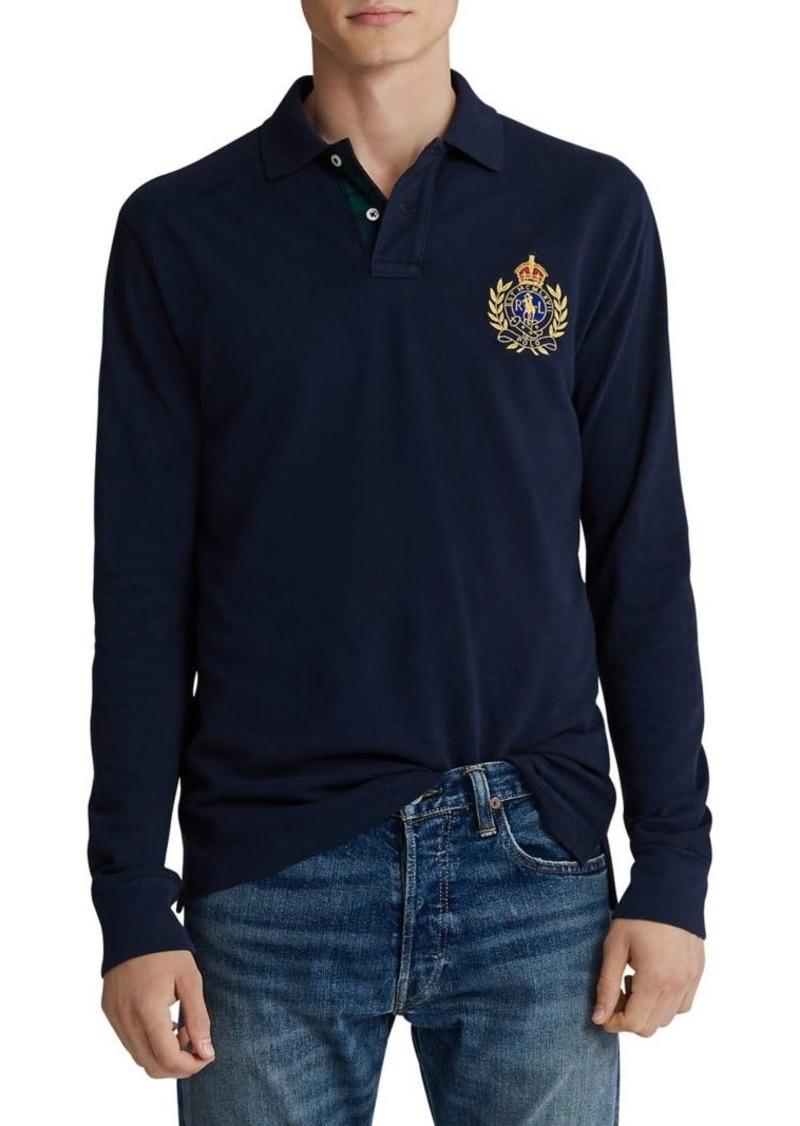 Ralph Lauren Polo Polo Ralph Lauren Classic Fit Crest Polo Shirt