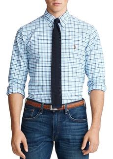 Ralph Lauren Polo Polo Ralph Lauren Classic Fit Gingham Shirt