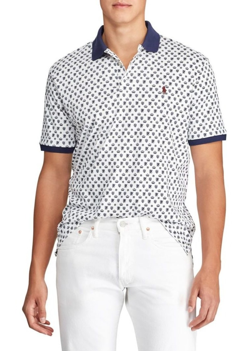 Ralph Lauren Polo Polo Ralph Lauren Classic-Fit Interlock Polo Shirt