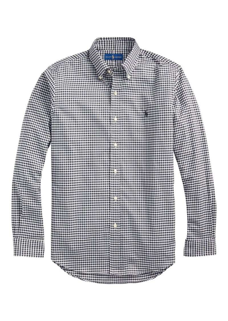 Ralph Lauren Polo Polo Ralph Lauren Classic-Fit Lightweight Twill Gingham Shirt