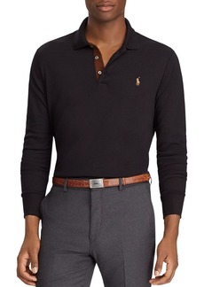 Ralph Lauren Polo Polo Ralph Lauren Classic Fit Long-Sleeve Polo Shirt