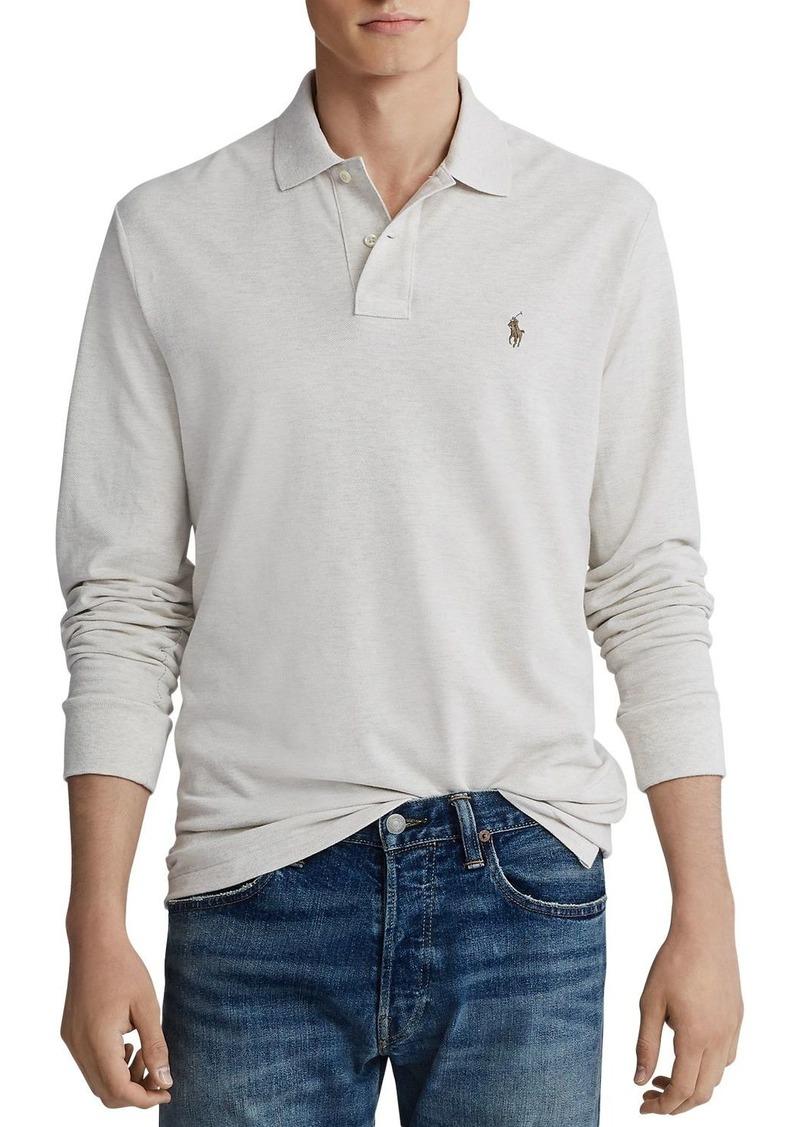 Ralph Lauren Polo Polo Ralph Lauren Classic Fit Long-Sleeve Polo Shirt