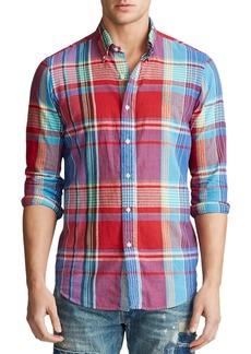 Ralph Lauren Polo Polo Ralph Lauren Classic Fit Madras Shirt