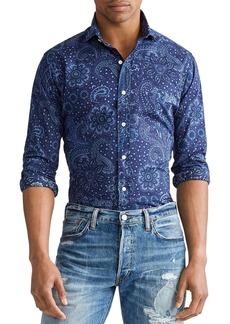 Ralph Lauren Polo Polo Ralph Lauren Classic Fit Paisley Shirt