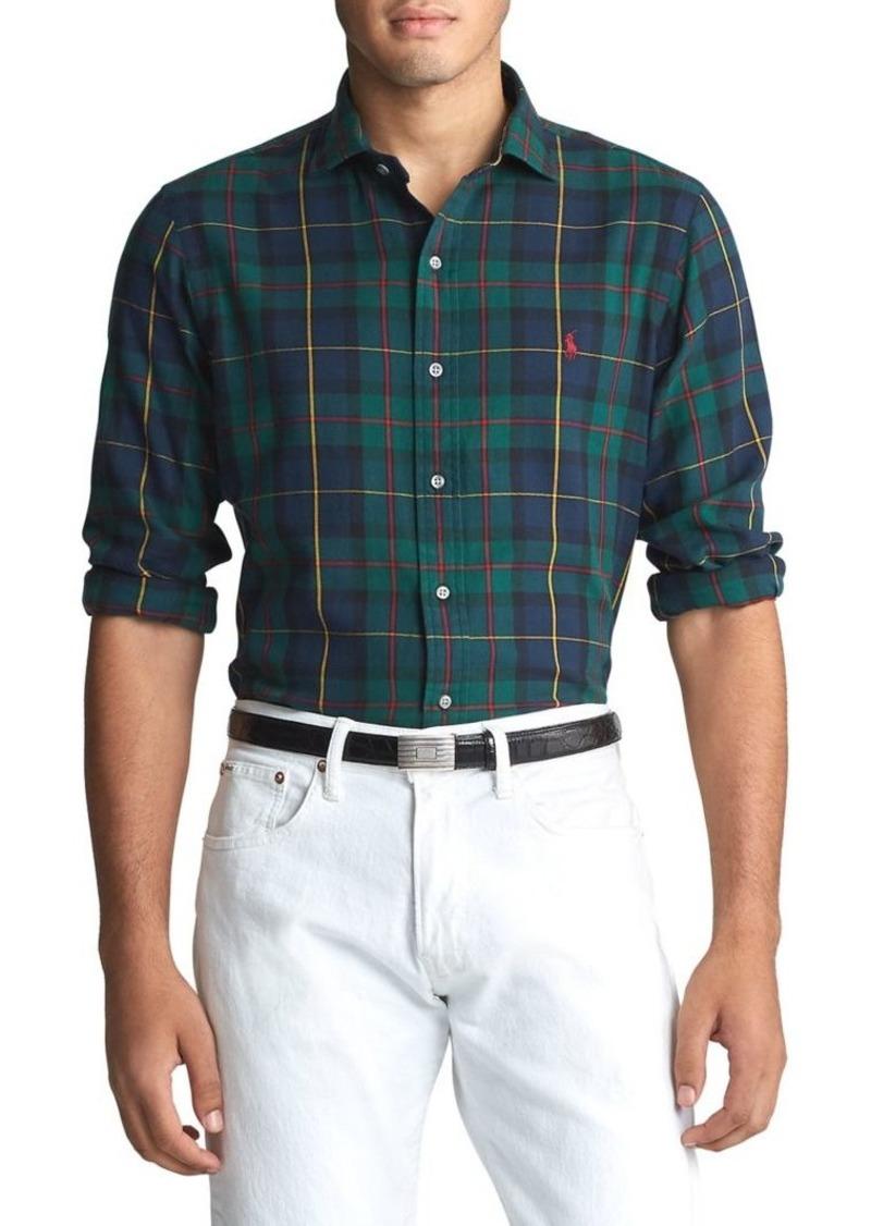 Ralph Lauren Polo Polo Ralph Lauren Classic-Fit Plaid Shirt