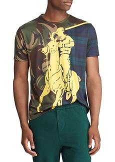 Ralph Lauren Polo Polo Ralph Lauren Classic-Fit Polo Sport Cotton Graphic Tee