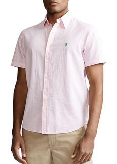 Ralph Lauren Polo Polo Ralph Lauren Classic Fit Seersucker Shirt