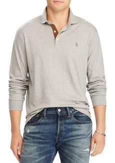 Ralph Lauren Polo Polo Ralph Lauren Classic Fit Soft-Touch Long Sleeve Polo Shirt