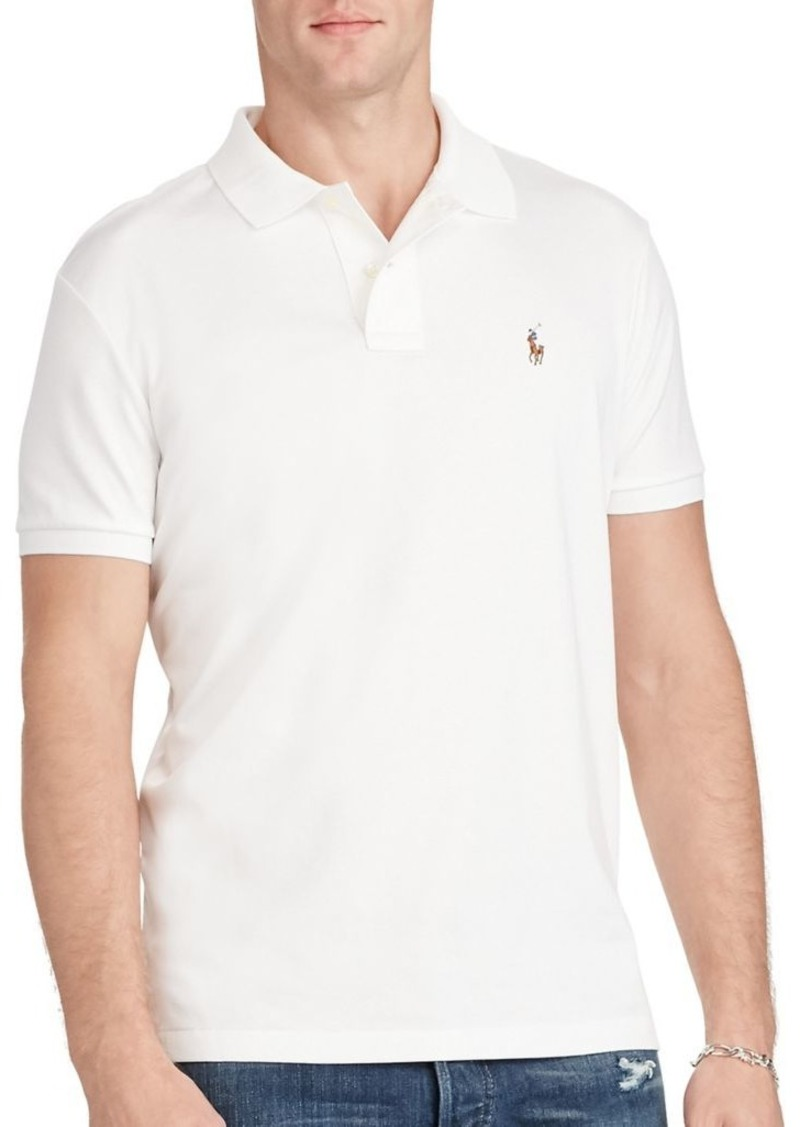Ralph Lauren Polo Polo Ralph Lauren Classic Fit Soft-Touch Polo