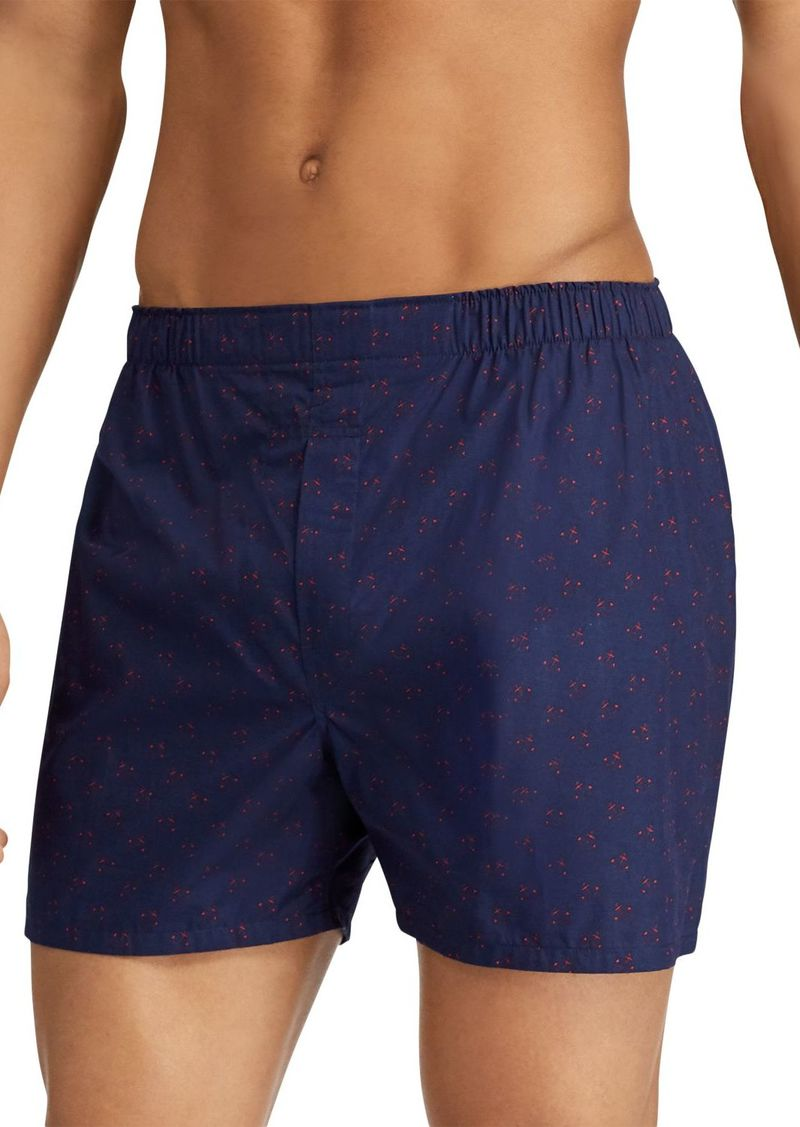 Boxer Pack Fit 3 Polo Lauren Woven Classic Ralph Of 3A54jqRLc