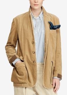 Ralph Lauren: Polo Polo Ralph Lauren Corduroy Blazer