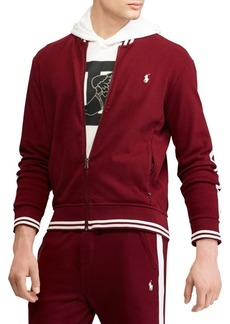 Ralph Lauren Polo Polo Ralph Lauren Cotton Baseball Jacket