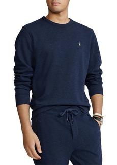 Ralph Lauren Polo Polo Ralph Lauren Cotton-Blend Crewneck Sweatshirt