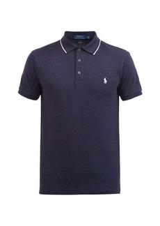 Ralph Lauren Polo Polo Ralph Lauren Cotton-blend piqué polo shirt
