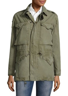 Ralph Lauren: Polo Polo Ralph Lauren Canvas Military Jacket