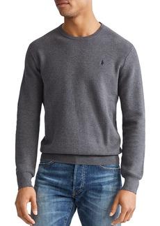 Ralph Lauren Polo Polo Ralph Lauren Cotton Crewneck Sweater